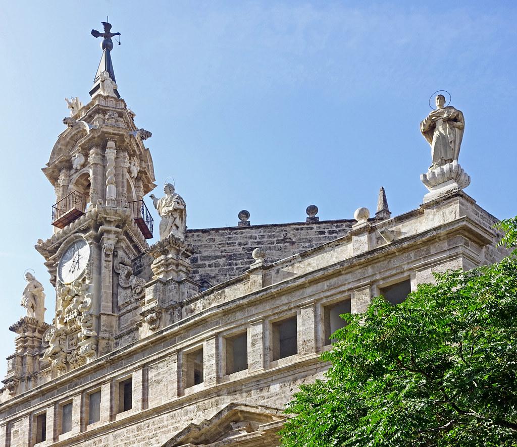 Santos Juanes Church - Valencia (Sony RX100M3)