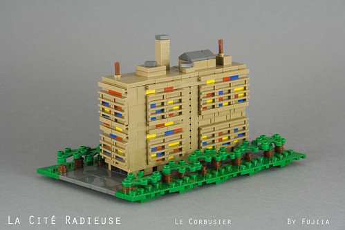 Le Corbusier | by fujiia