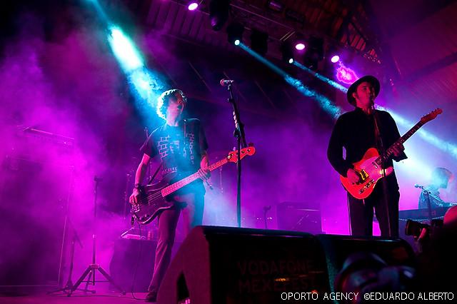 Palma Violets - Vodafone Mexefest Lisboa '14