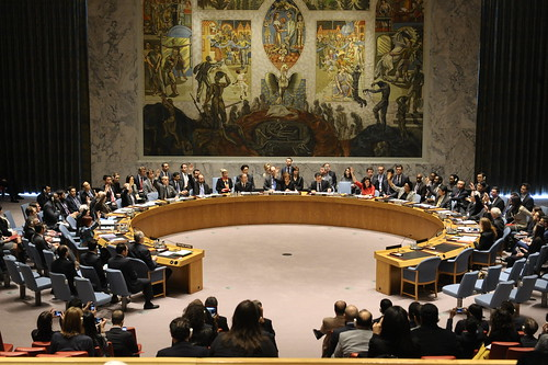 Security Council Votes Unanimously to Increase Humanitarian Aid in Syria | by United Nations Photo