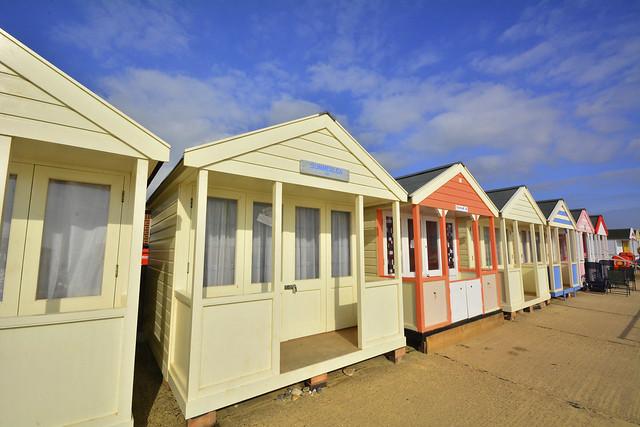 Southwold, Beach Huts