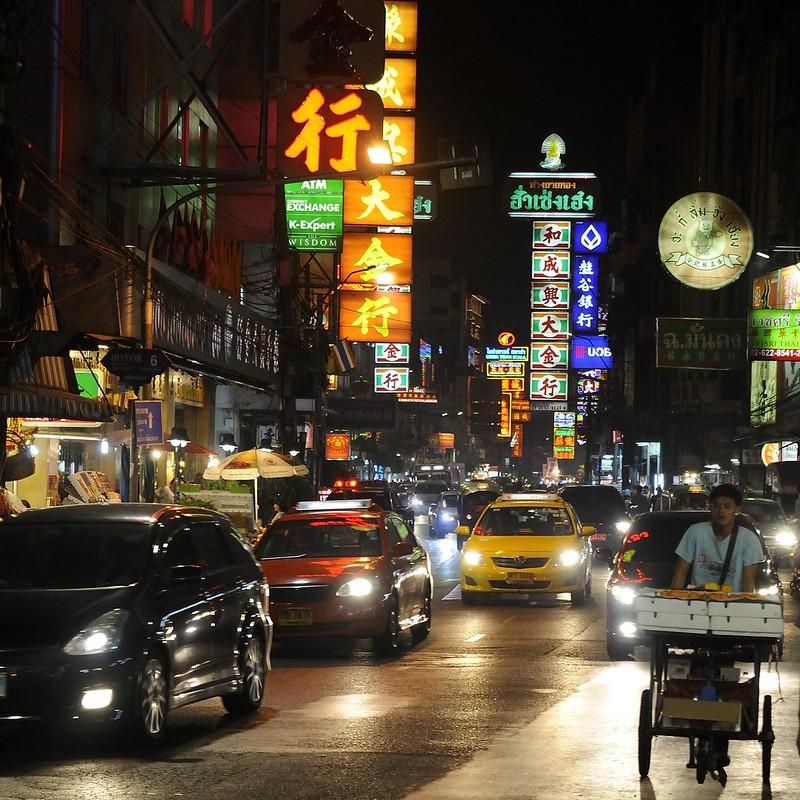 Bangkok - Yaowarat Road
