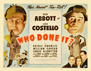Poster - Who Done It (1942)_02 | by DReager1