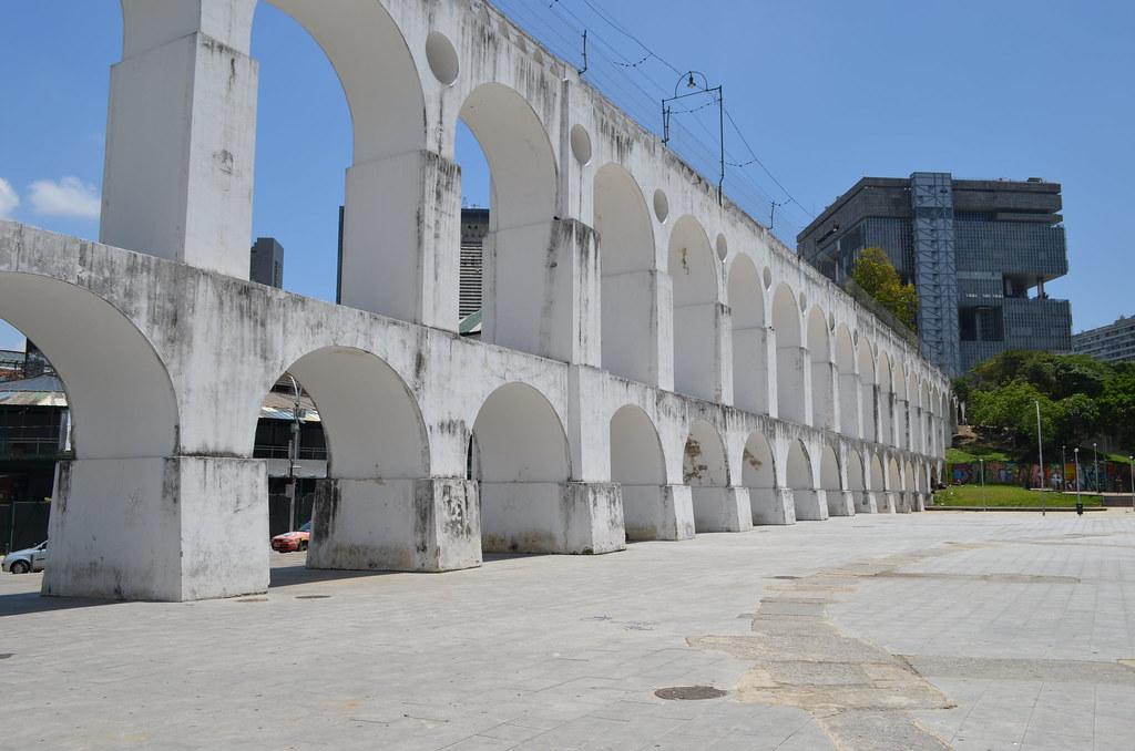 Carioca Aqueduct, Brazil