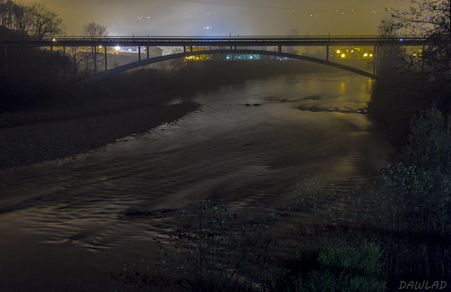 Rio Sella en Arriondas