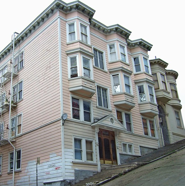 Telegraph Hill, San Francisco 2006
