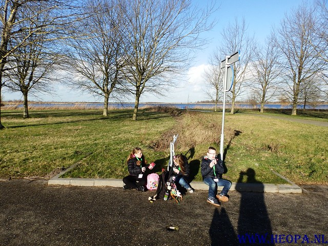 2015-01-17  VOC Wandeltocht Almere  16.5 Km   (31)