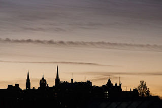 Edinburgh sky | by Daveybot