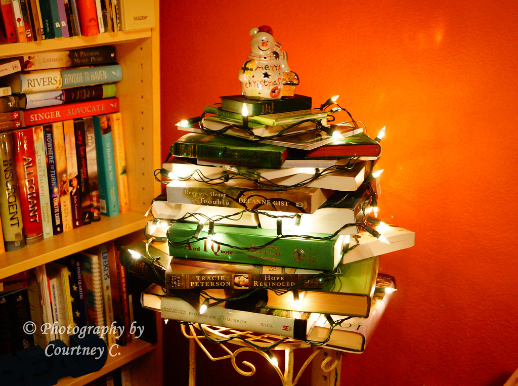Image result for bookish christmas