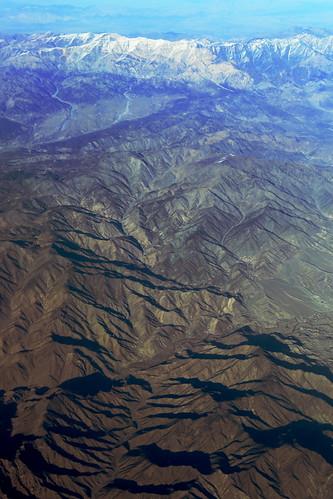 pakistan afghanistan plane landscape aerial windowseat spinghar safedkoh