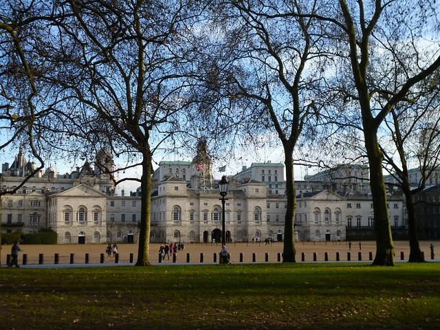 Horse Guards Parade Ground