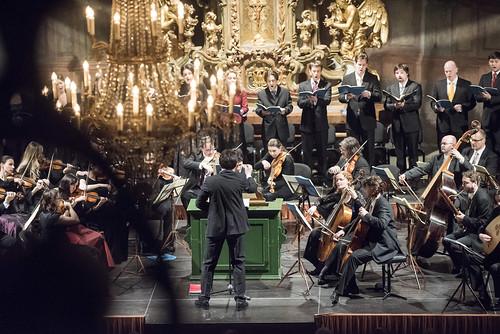 Hudební most Praha-Drážďany, Silvestrovský koncert / Music Bridge Prague-Dresden, New Year's Eve Concert // 31.12.2014