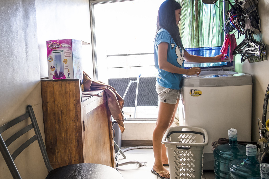 Decent Work for Domestic Workers in the Philippines: Regine Cordua