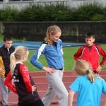 2011 Training mit Lisa