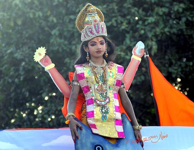 Shobha Yathra.. Kollam