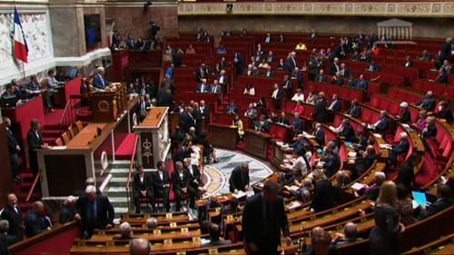 圖07.法國政府繞過國會硬推勞動法改革(0511)