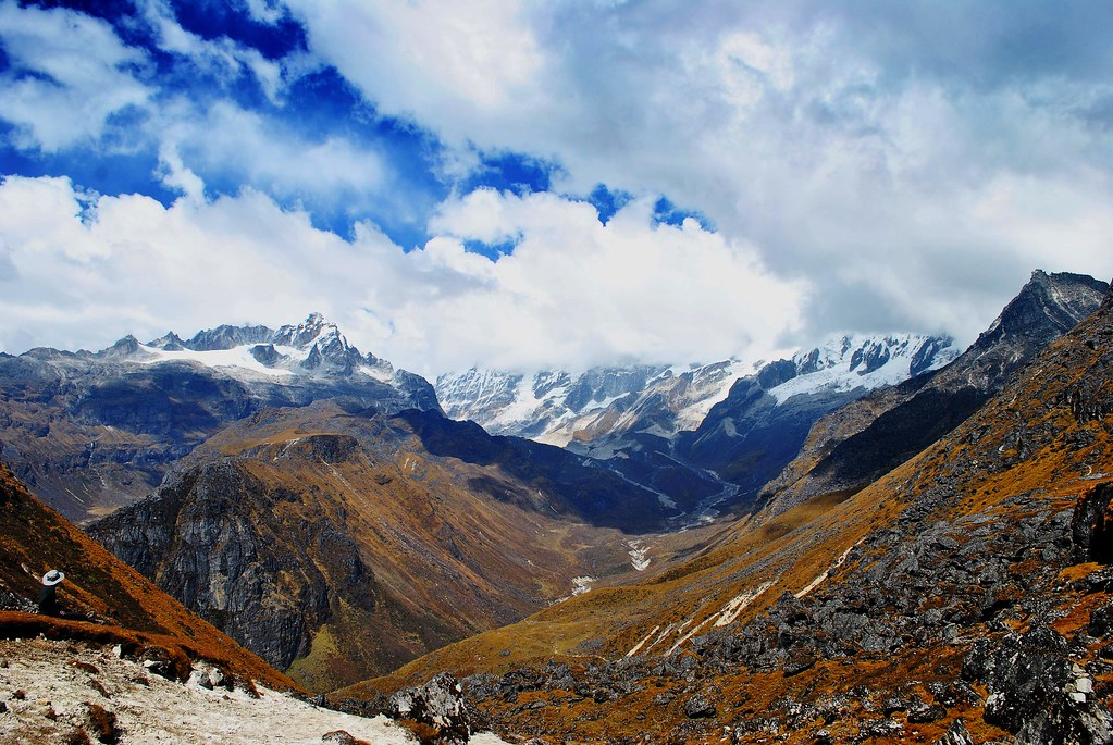 Tour packages to Sikkim