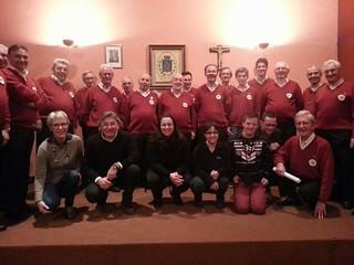 Serata per raccolta fondi A.G.R.E.S | by Coro Alpe di Saronno