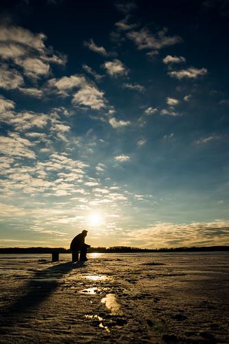 sunset portrait sky sun lake minnesota 35mm unitedstates sigma environment fergusfalls