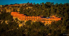 2014 - Copper Canyon - Hotel Mirador Posada Barrancas