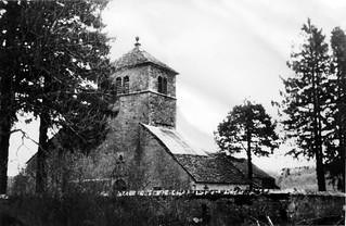 L'église de Sézéria