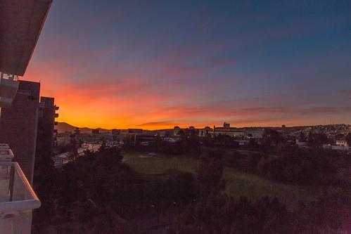 sunrise mexico cityscape bajacalifornia tijuana bluehour isde piic