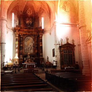 Iglesia de Santa Ana (Peñaranda de Duero) | by josem.rus