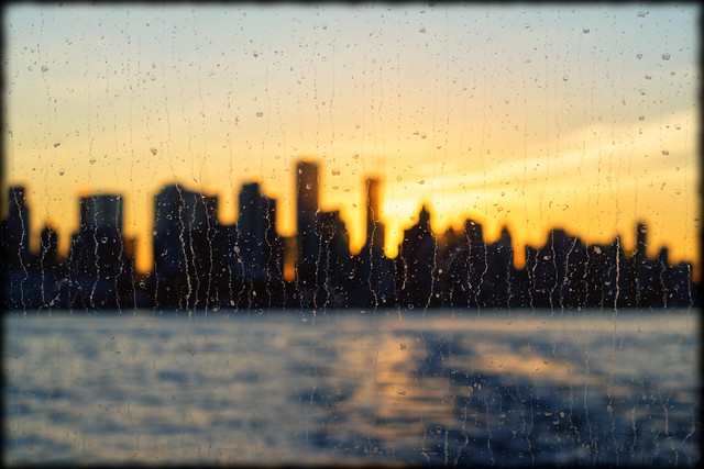 City across the Water