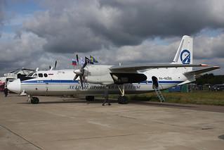 RA-46395. An-24. Letnyeproveski i Sistemi. UUBW.