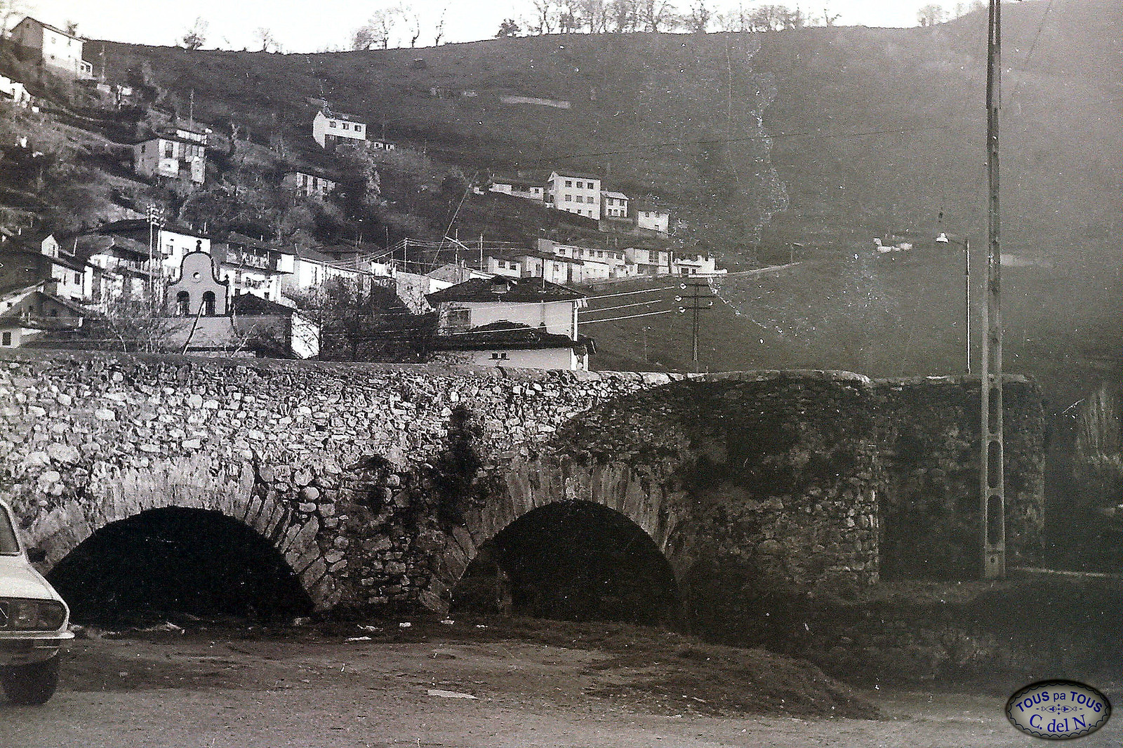 1985 - El Puente y El Cascarín
