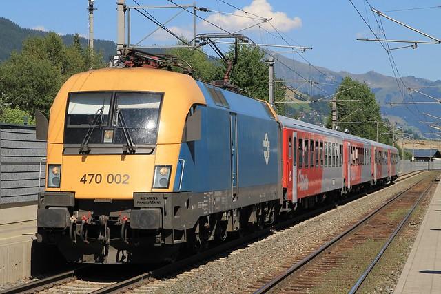 470 002 (MAV) te Brixen im Thale op 2-8-2013