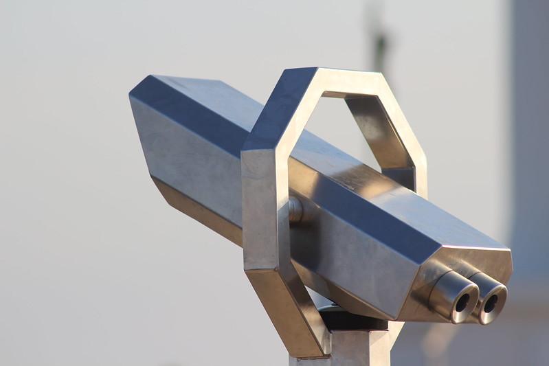 Binoculars, details