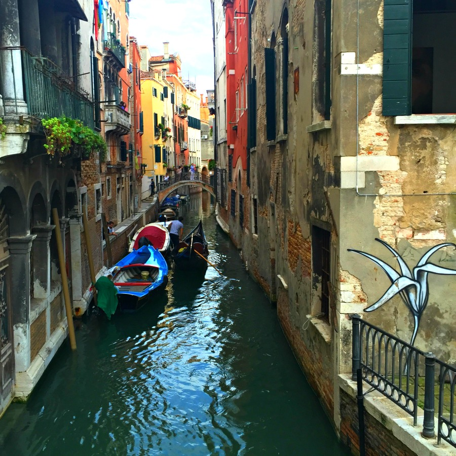 Venice Narrow Canals