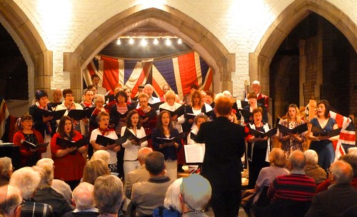 Crypt Concert 2012 | by Renaissance Singers Blackburn Cathedral