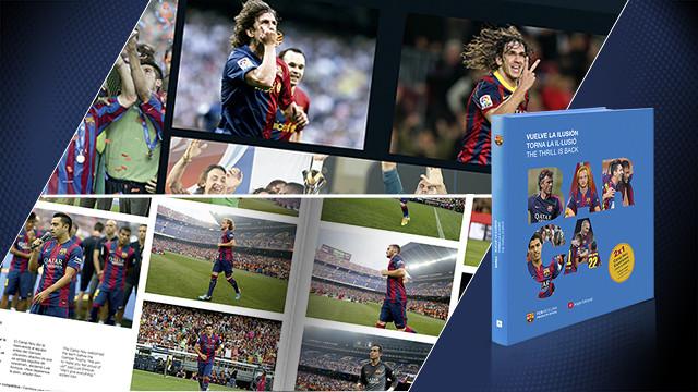 !Francisco Javier Fernandez¡ El libro 'Barça, vuelve la il ...