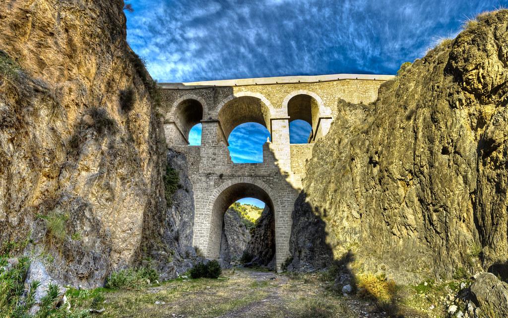 La Puente, Alhama de Almería (E) | Canon EOS 550D with Tamro… | Flickr