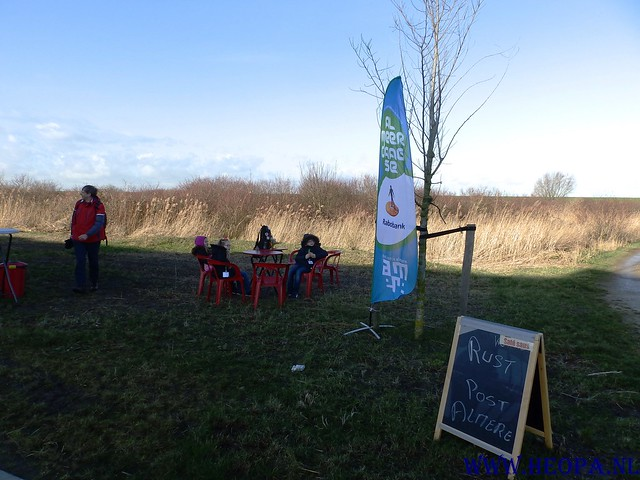 2015-01-17  VOC Wandeltocht Almere  16.5 Km   (23)