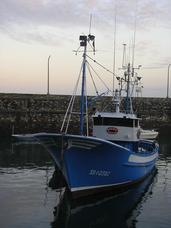 Vaixell pesquer - Mèze