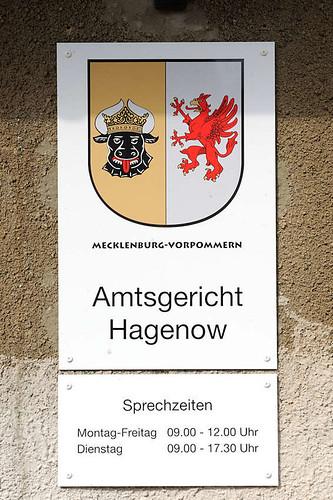 Amtsgericht Hagenow