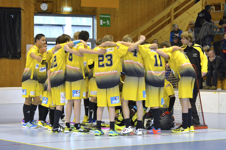 Junioren U16C - TV Wohlen Saison 2014/15