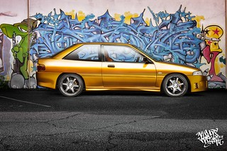 Simon's Custom Ford Laser TX3 Turbo | by Allshots Imaging
