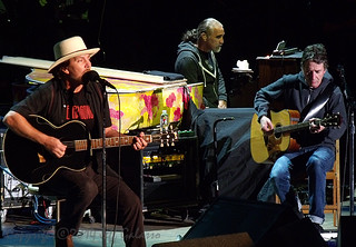 Eddie Vedder, Boom Gaspar and Stone Gossard at the 28th an… | Flickr