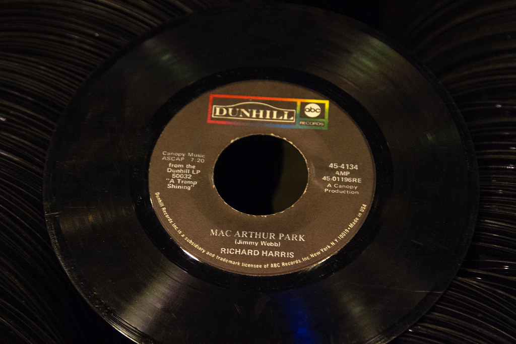 MacArthur Park | Yes, vinyl is making a com back! | Trudy - | Flickr