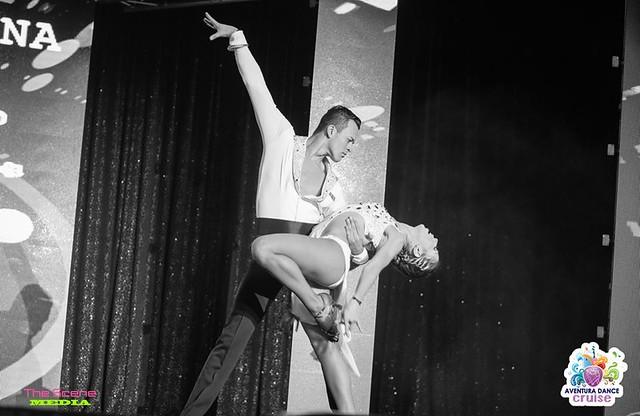 David and Paulina - 2014 Aventura Dance Cruise