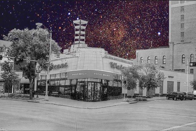 Lincoln Nebraska ~ Walgreens Pharmacy~ Architecture ~ Modern ~ Pinch Effect