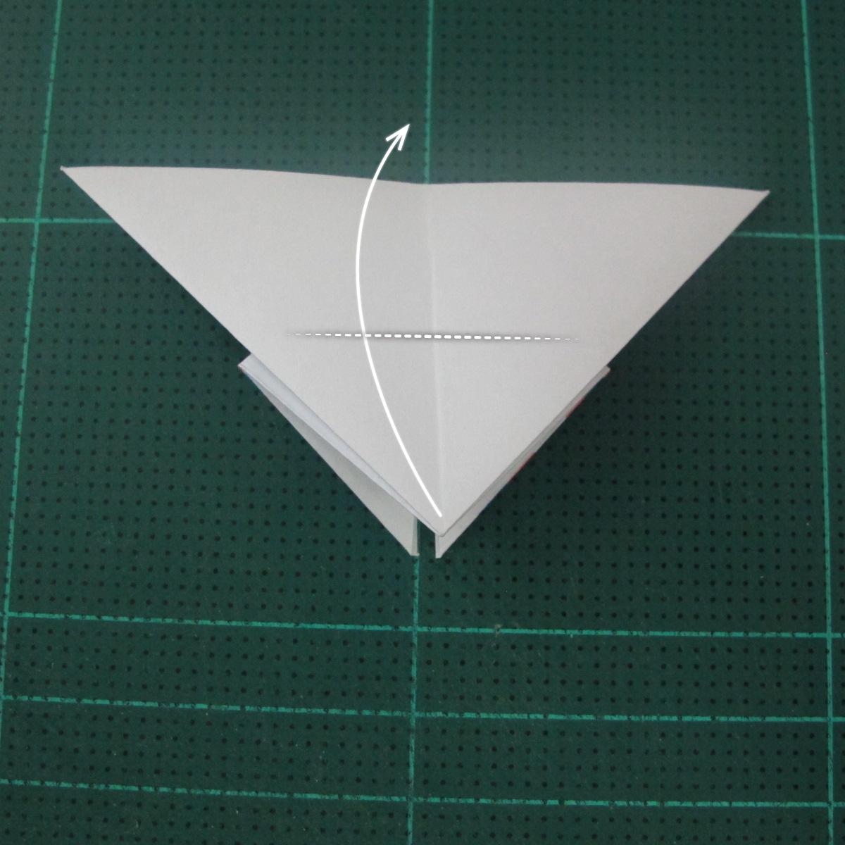 การพับกระดาษเป็นผีเสื้อแบบง่ายๆ (Easy Origami Butterfly) 007