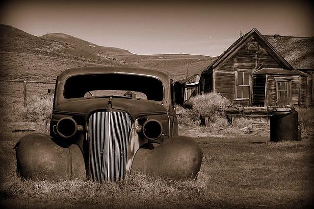 high plains drifter...
