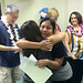 "iCAN graduate Julie Johannes hugs iCAN counselor Hieu Pham Stuart. For more information on the iCAN Kapiʻolani Community College/McKinley Community School for Adults program, go to <a href=""http://www.kapiolani.hawaii.edu/campus-life/special-programs/ican/"" rel=""noreferrer nofollow"">www.kapiolani.hawaii.edu/campus-life/special-programs/ican/</a> or email ican.mcsa@gmail.com."