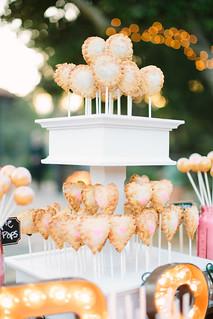 Holman Ranch Rustic Chic Dessert Display | by Sweet Lauren Cakes
