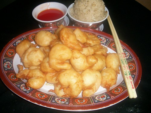 B10 Sweet & Sour Shrimp | by Golden Gate Chinese Restaurant